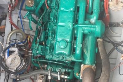 Motore Perkins 93cv